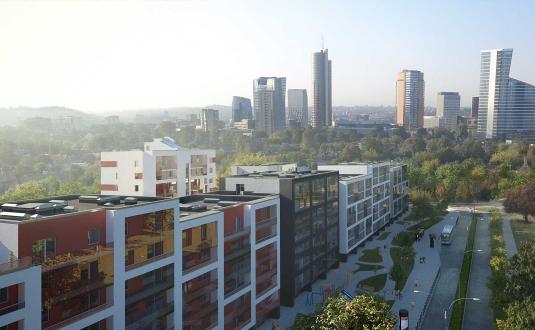 Nauji 1, 2, 3, 4, 5 kambarių butai Vilniuje, Šnipiškėse. Parduodami butai Vilniuje, Vilniaus centre be tarpininkų - www.k17.lt