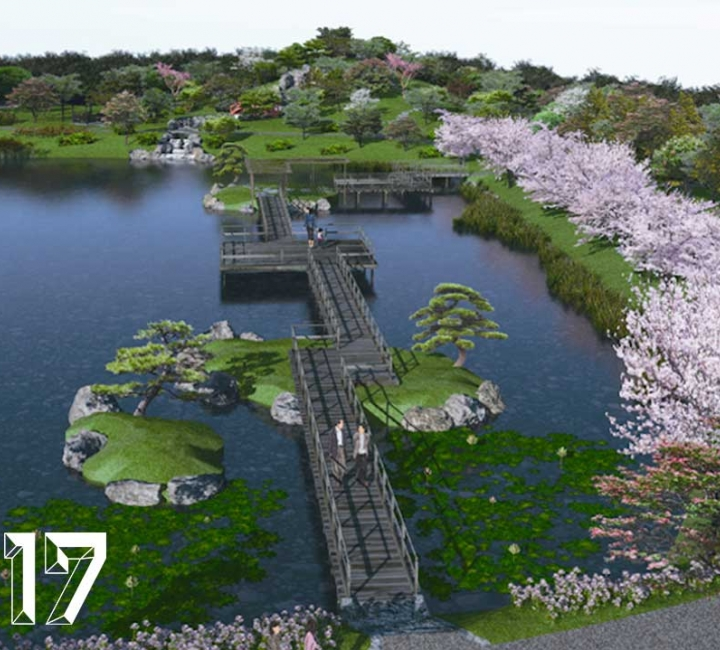 Naujos viešosios erdvės ir parkai Šnipiškėse
